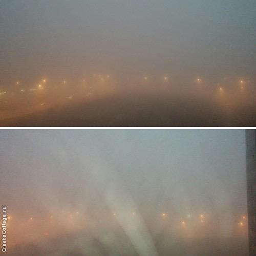 Просто вечерний туман