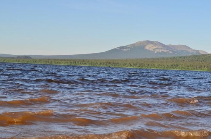 Зюраткуль - высокогорное озеро