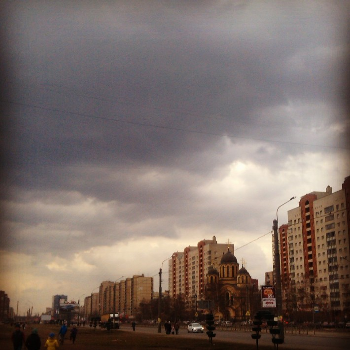 Район, куда я переехала, связан с дальневосточной тематикой – проспект Дальневосточный, улица Нерчинская – совсем как во Владивостоке