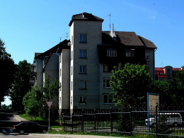Жилой дом в Светлогорске-1