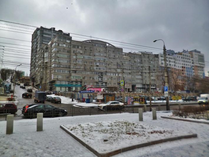 Еще один из тольяттинских домов