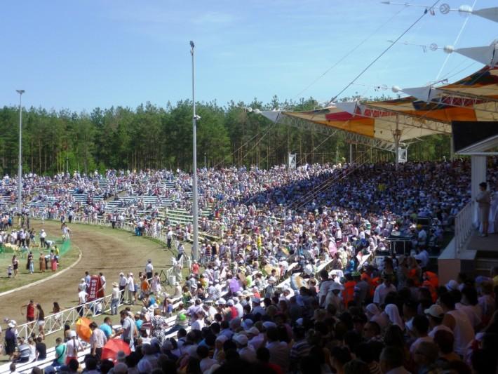 Самый грандиозный праздник Набережных Челнов - Сабантуй