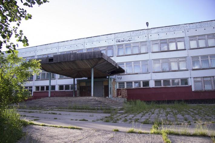 Одна их ухтинских школ, остро и давно нуждающаяся в ремонте