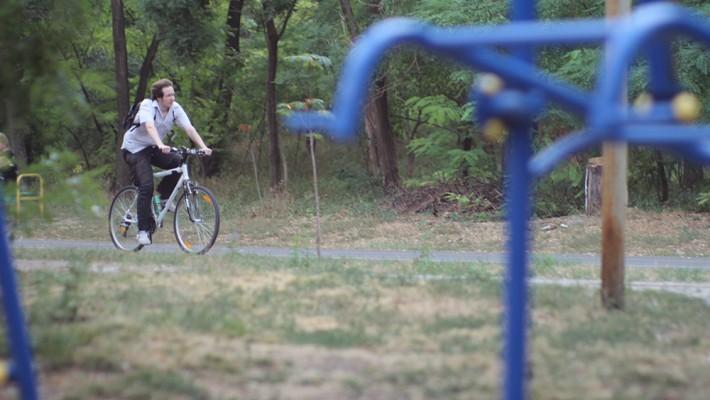 Велопрогулки на Трассе Здоровья в Южной Пальмире - истинное удовольствие для тех, кто понимает :)