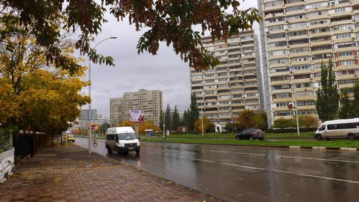 Тольятти. Улица им.40 лет Победы