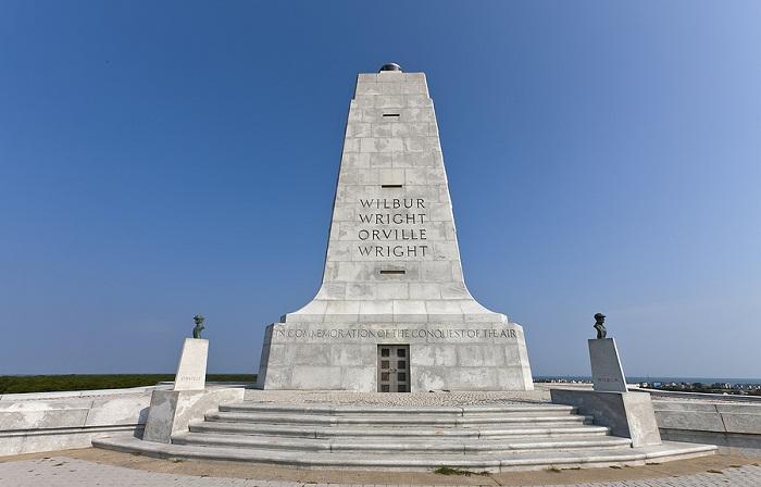 Национальный мемориал братьев Райт в Китти Хок
