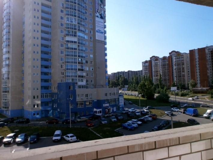Утренний Воронеж
