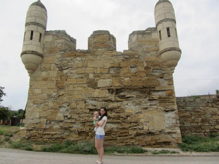 Еникальская крепость