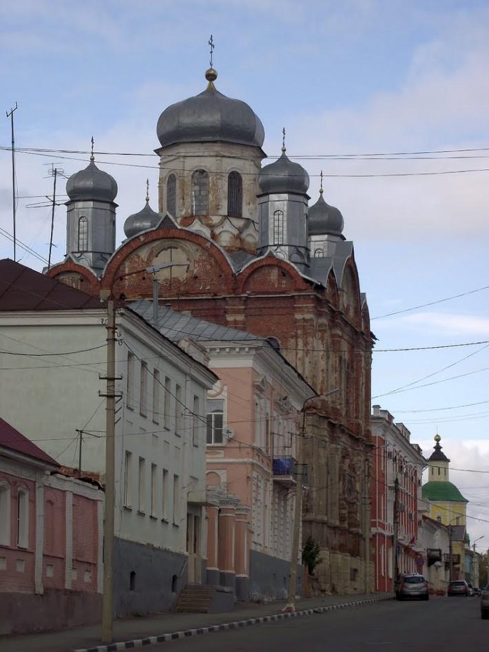Храмы Ельца