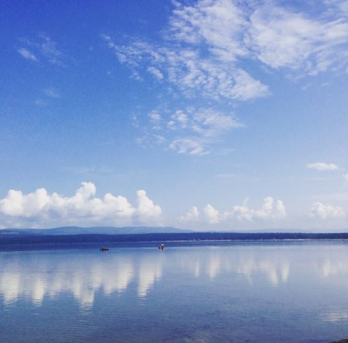 Озеро Арей