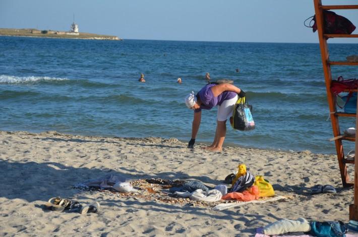 Уборка пляжа - каждый день