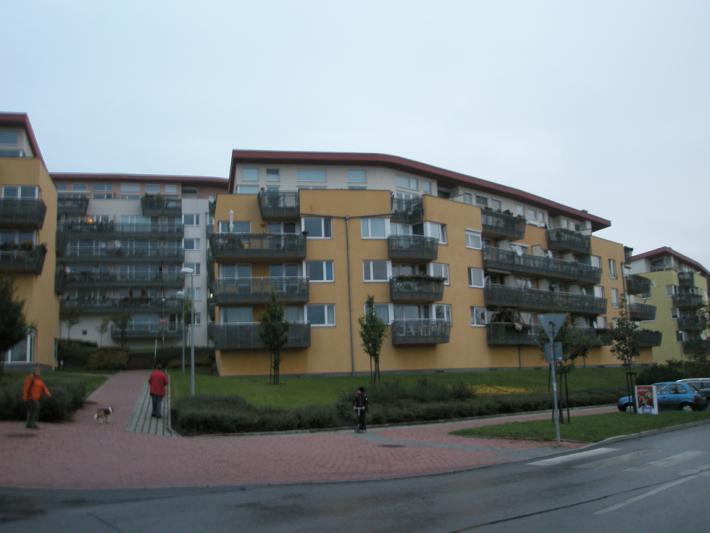 Домики в 6-м районе