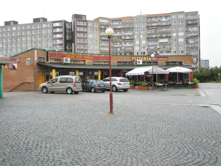 Окраина Праги