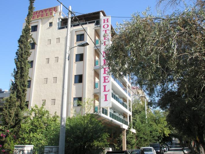 Отель, в котором мы жили