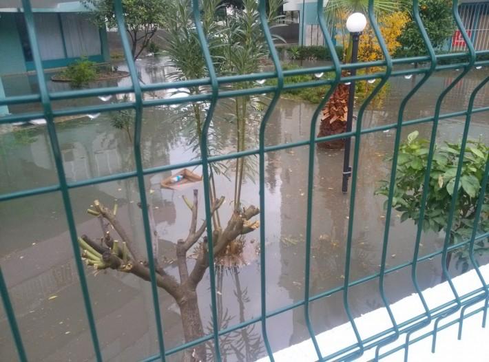 Последствия турецкого дождика