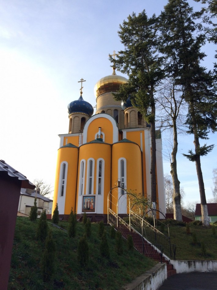 Собор трёх святителей в Советске