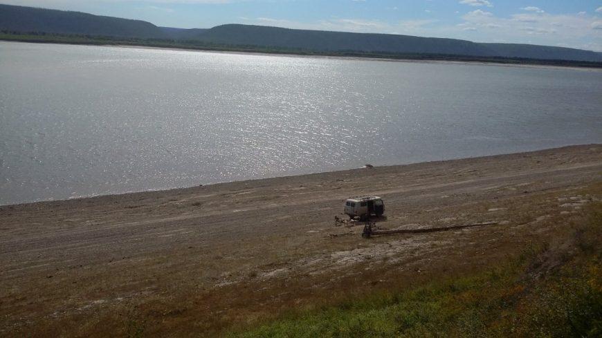 Самая крупная река Восточной Сибири