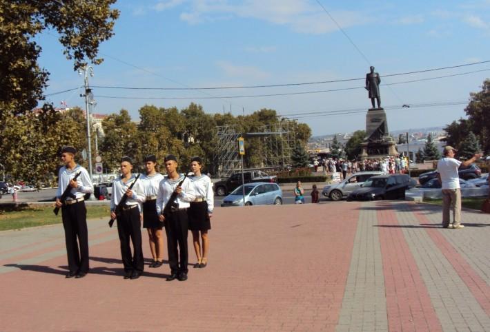 Площадь адмирала Нахимова