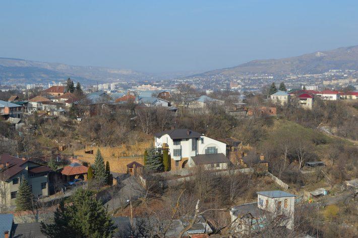 Панорама Кисловодска