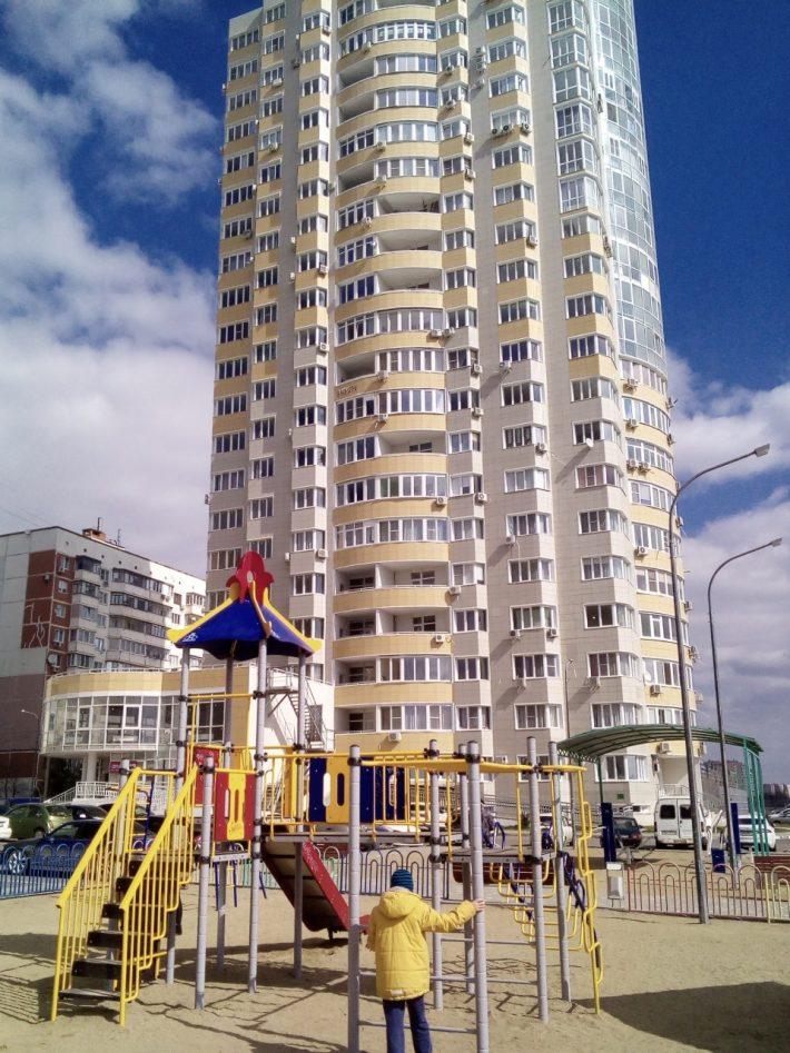 Детская площадка ЮМР
