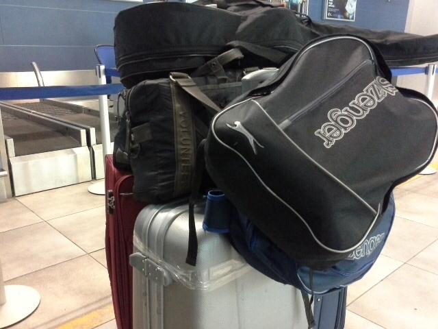 Наш багаж