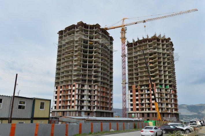 Этап строительства по состоянию на сентябрь 2016