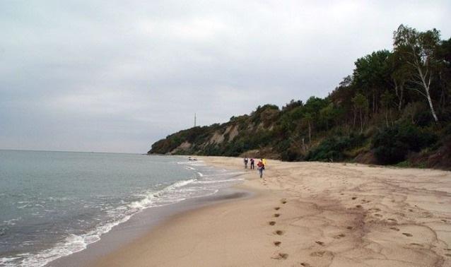 Холодное лето - пустые пляжи
