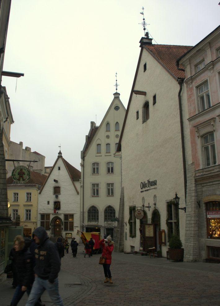 Таллин. Улица