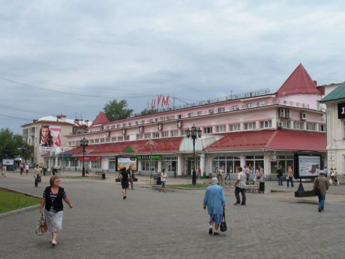 Цум. Вологда