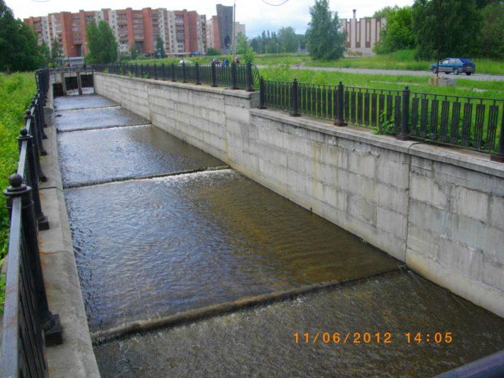 Городская плотина