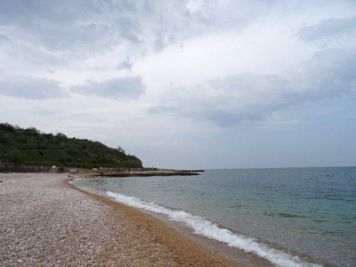 Один из пляжей на Северной стороне