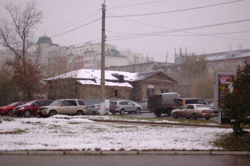 Главная улица Барнаула