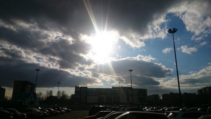 Питерское небо
