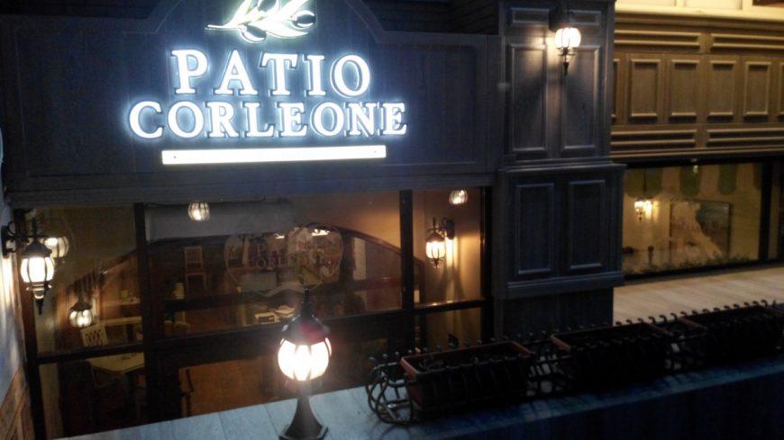 Ставрополь. Patio Corleone