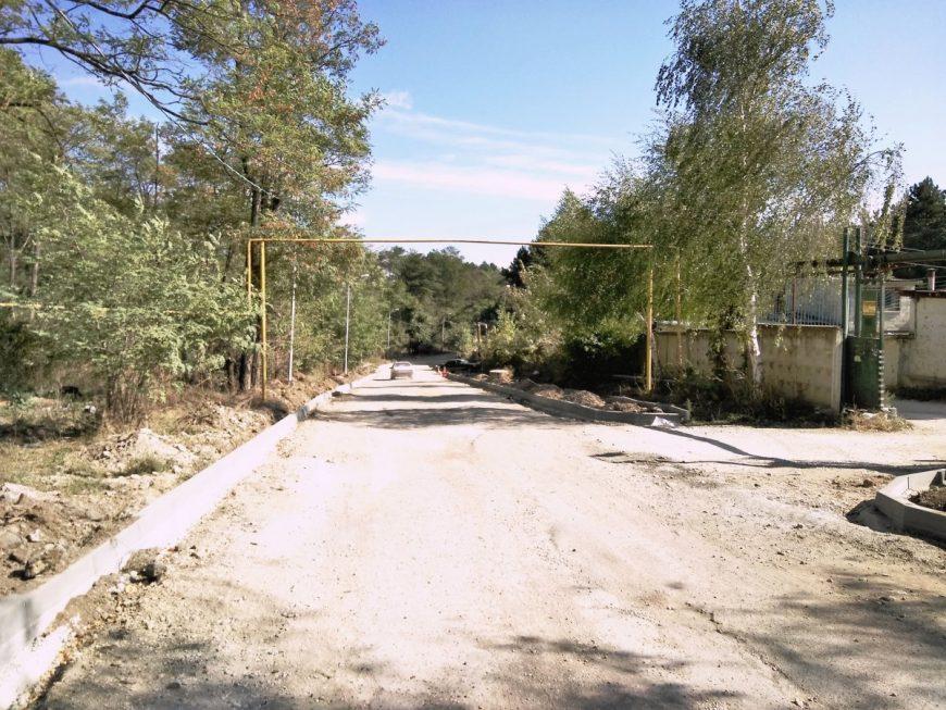 Дорога к Бермамыту