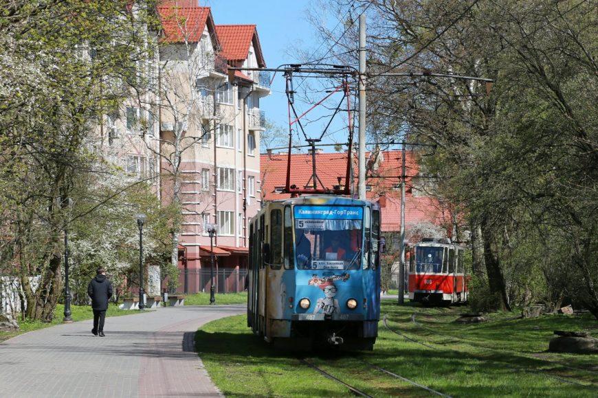 Калиниградский трамвай