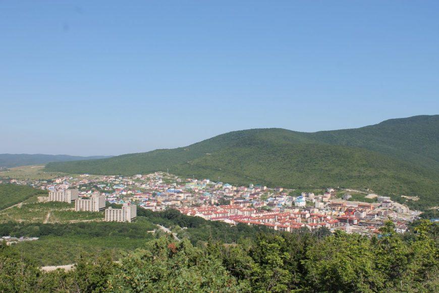 Посёлок Сукко