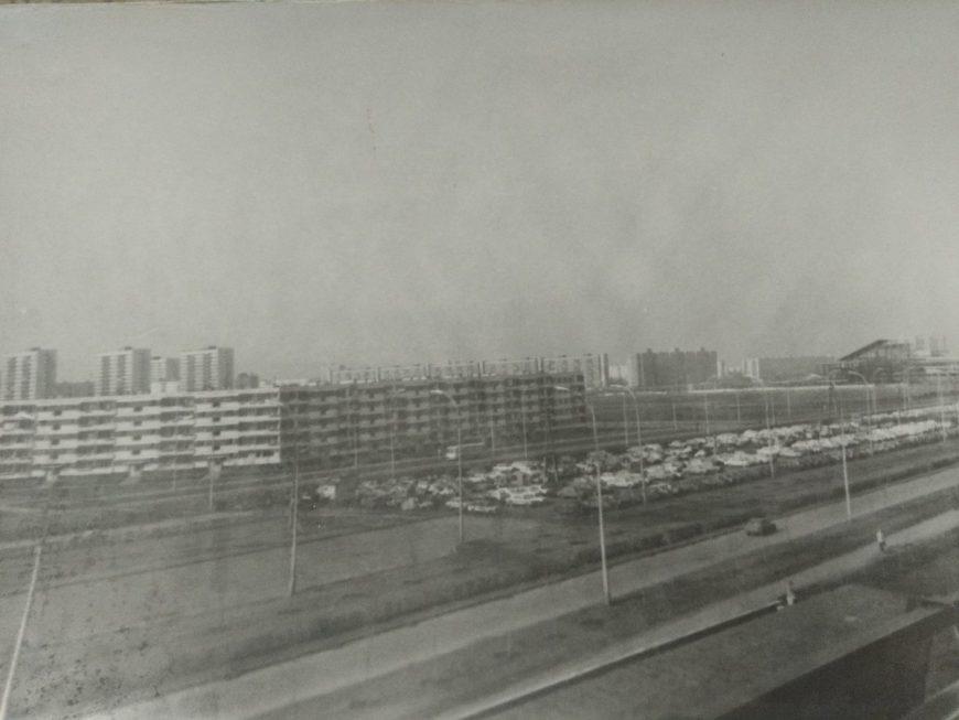 Тольятти, 1986год