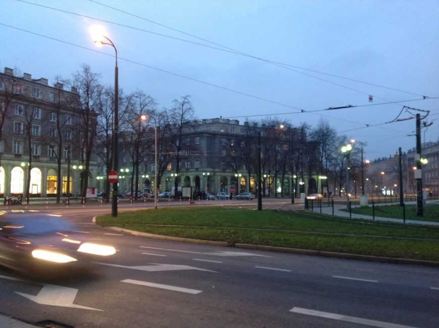 Улицы Кракова