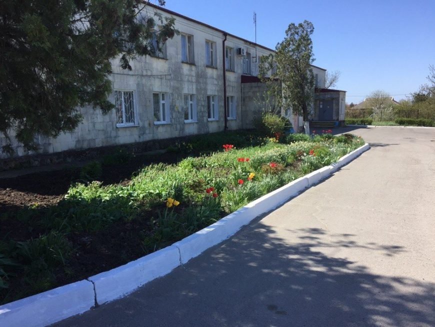 Больница и станция скорой помощи