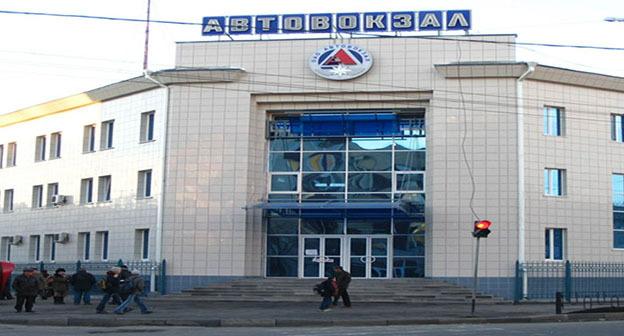 Автовокзал Ставрополя