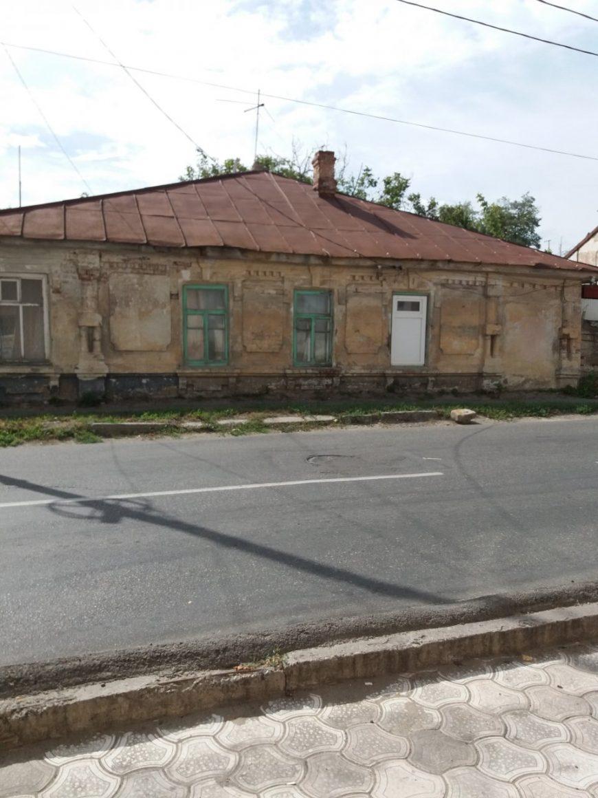 Старый дом в Ставрополе