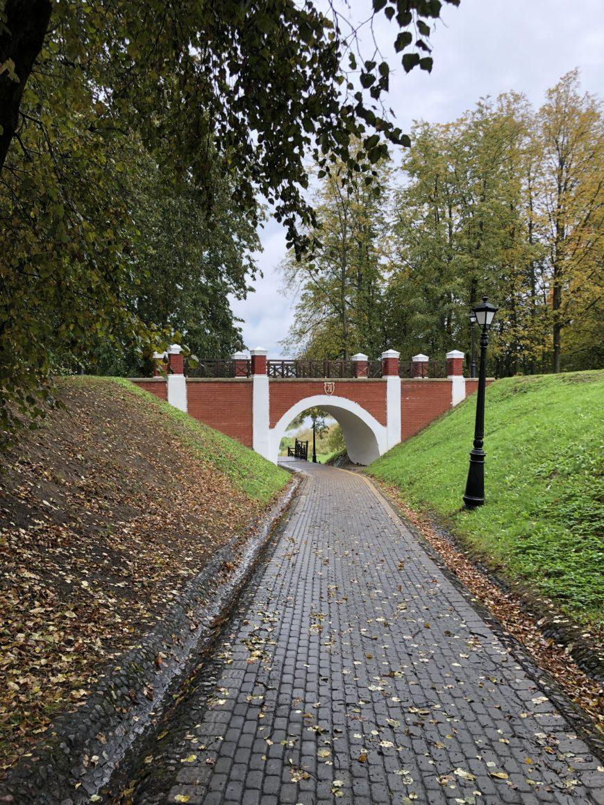 Осень в Лошицком парке