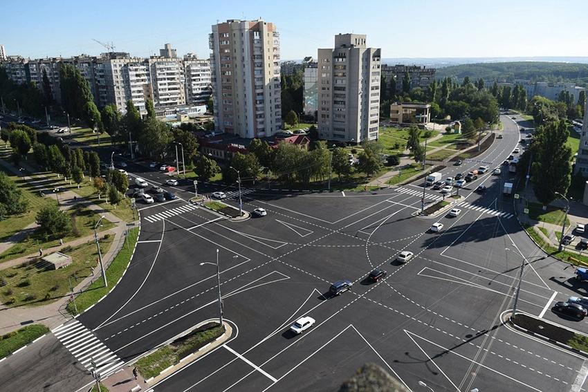 Дороги в Белгороде