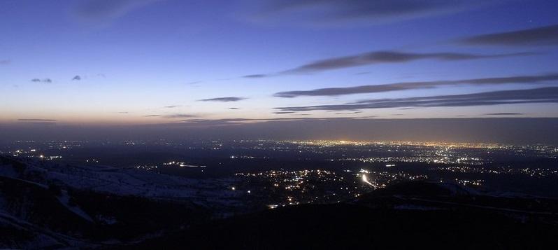 Нагоризонте— «Каменный город»