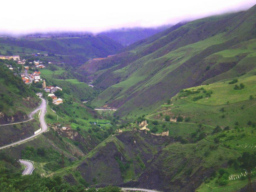 Долина Армхи
