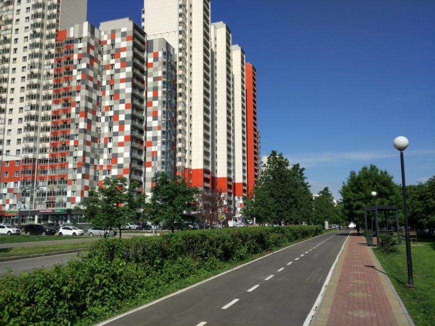 Человейники-симпатяшки на Пятницком шоссе, ЖК Life-Митино Ecopark. Однушку можно купить по цене от 9 млн.