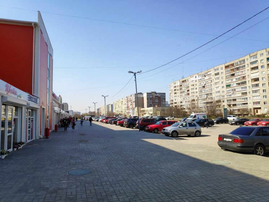 Где-то в Московском районе