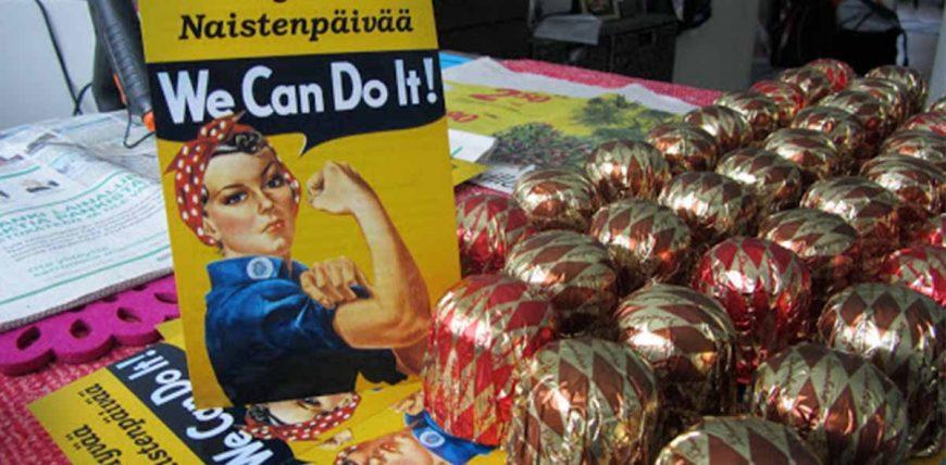 Сильные и независимые требуют конфет)