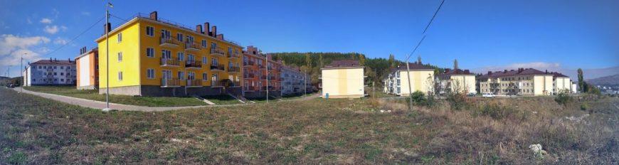 Дома на улице Катыхина